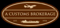 A customs brokerage